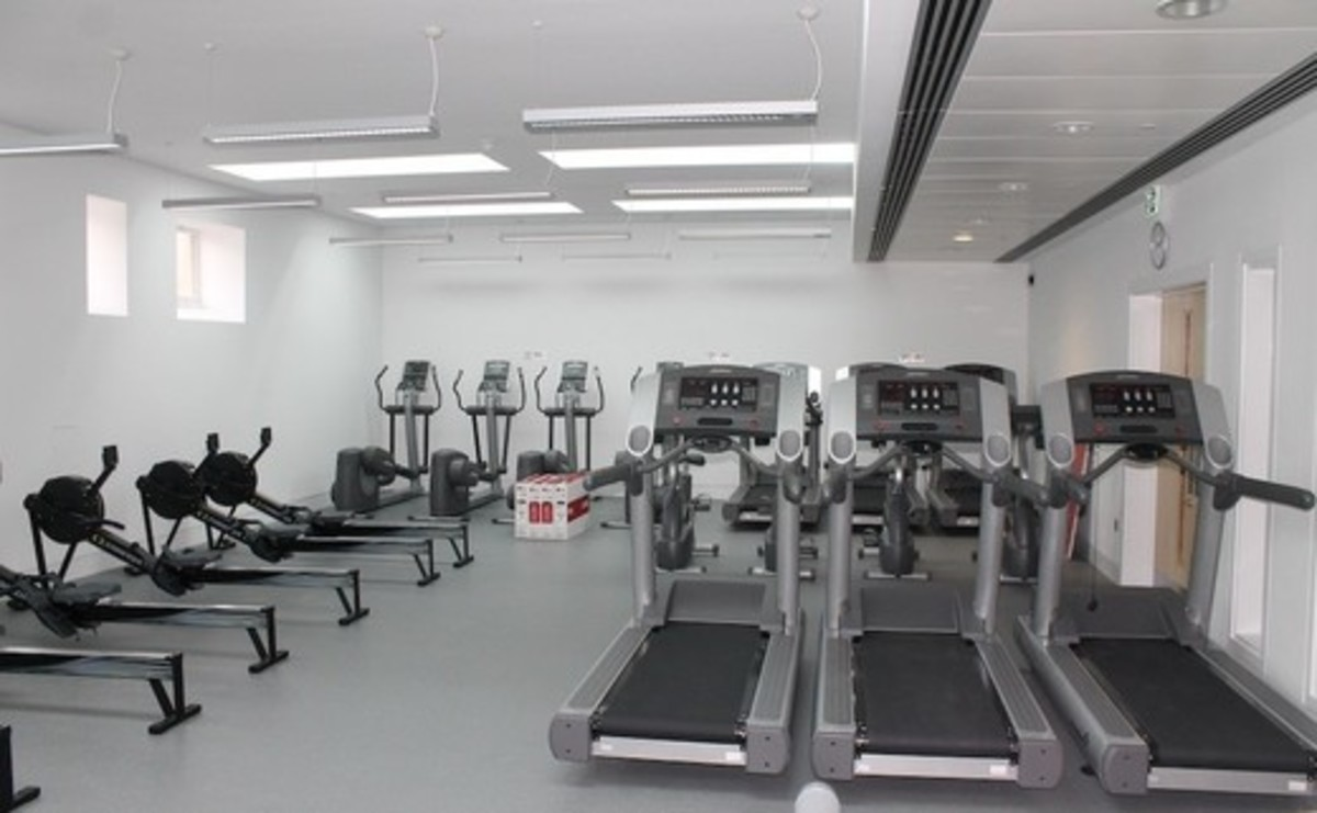 Fitness Suite - SLS @ The Godolphin and Latymer School - Hammersmith and Fulham - 2 - SchoolHire