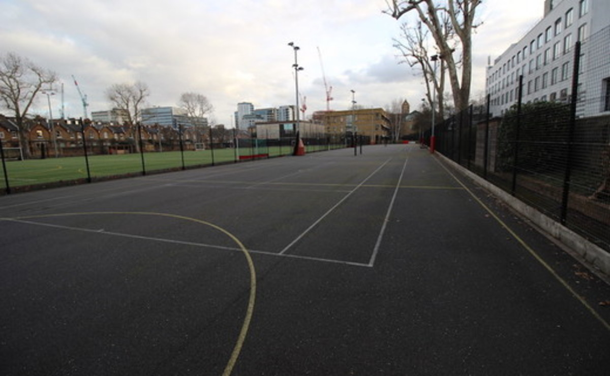 Tarmac Area - SLS @ The Godolphin and Latymer School - Hammersmith and Fulham - 1 - SchoolHire