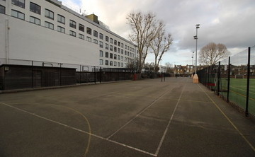 Tarmac Area - SLS @ The Godolphin and Latymer School - Hammersmith and Fulham - 2 - SchoolHire