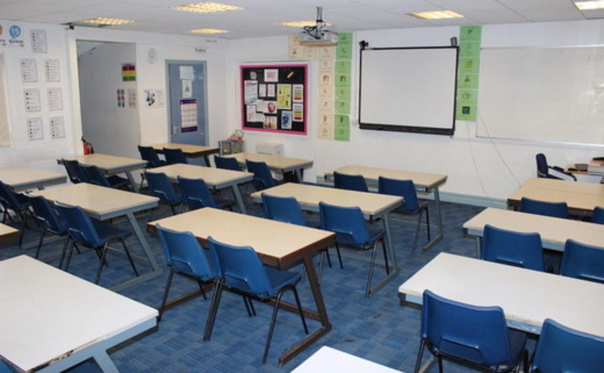 Classrooms - SLS @ Sale High School - Lancashire - 1 - SchoolHire