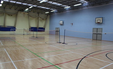 Sports Hall  - SLS @ The Hayfield School - Doncaster - 1 - SchoolHire