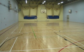 Sports Hall  - SLS @ The Hayfield School - Doncaster - 2 - SchoolHire