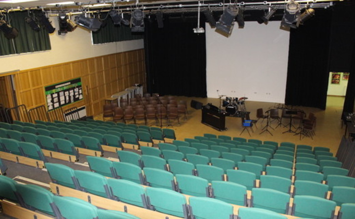 Main Hall  - SLS @ The Hayfield School - Doncaster - 1 - SchoolHire