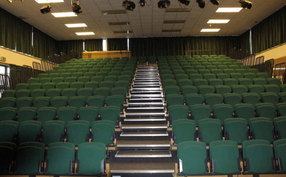 Main Hall  - SLS @ The Hayfield School - Doncaster - 2 - SchoolHire