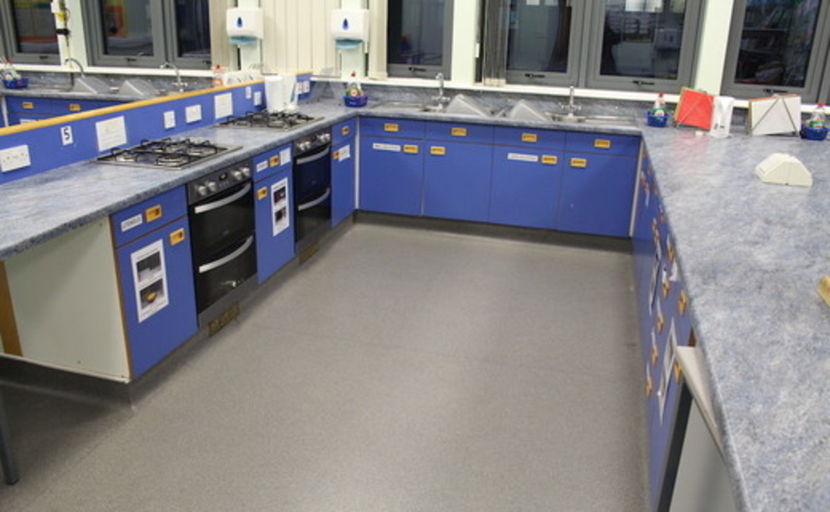 Specialist Classroom - Cookery Room - SLS @ The Hayfield School - Doncaster - 1 - SchoolHire
