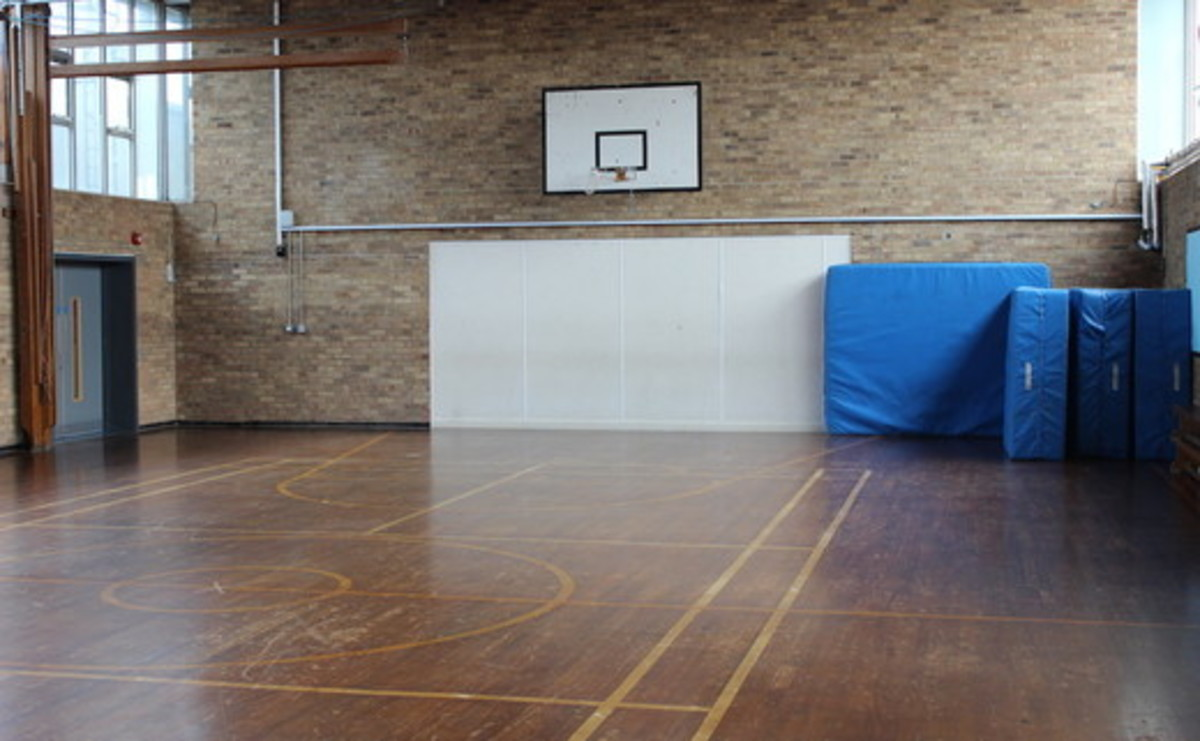 Gymnasium  - SLS @ Thornaby Academy - Northumberland - 1 - SchoolHire