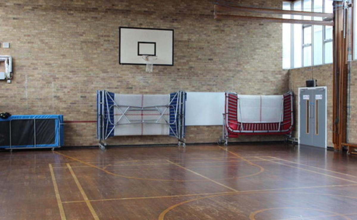Gymnasium  - SLS @ Thornaby Academy - Northumberland - 2 - SchoolHire