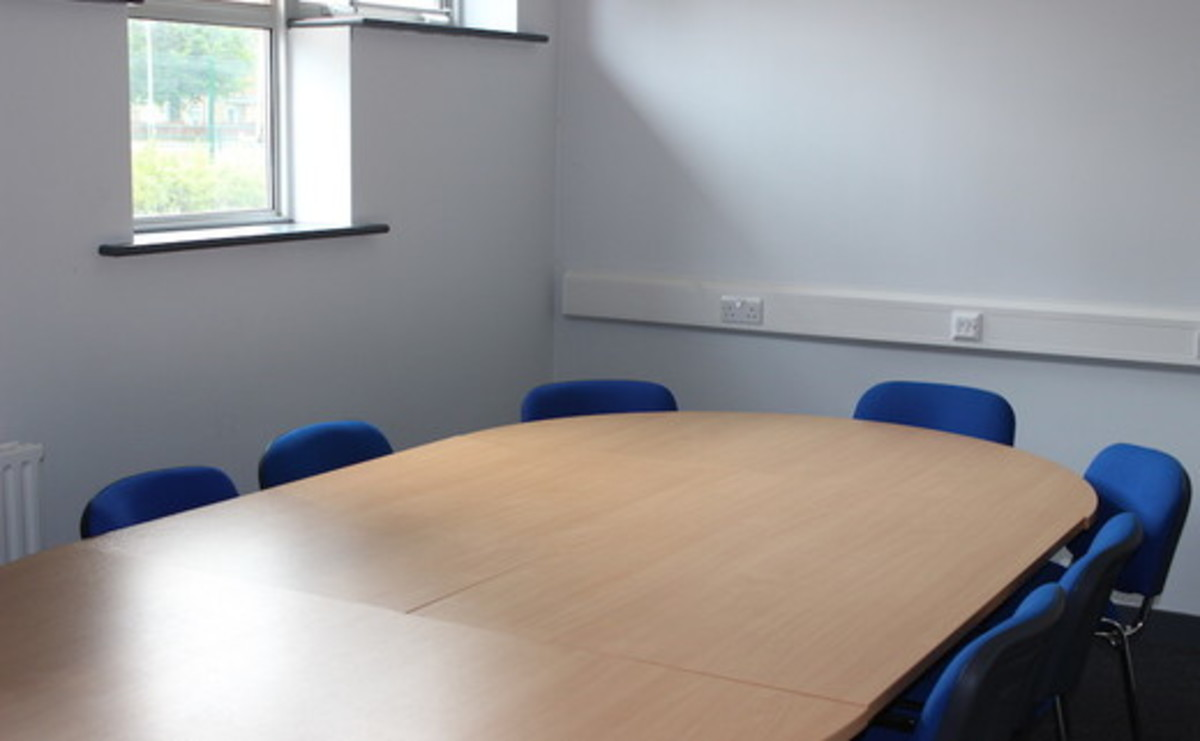 Specialist Classrooms  - Conference Room - SLS @ Thornaby Academy - Northumberland - 1 - SchoolHire