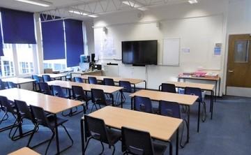 Classrooms - SLS @ St Albans Girls School - Hertfordshire - 1 - SchoolHire