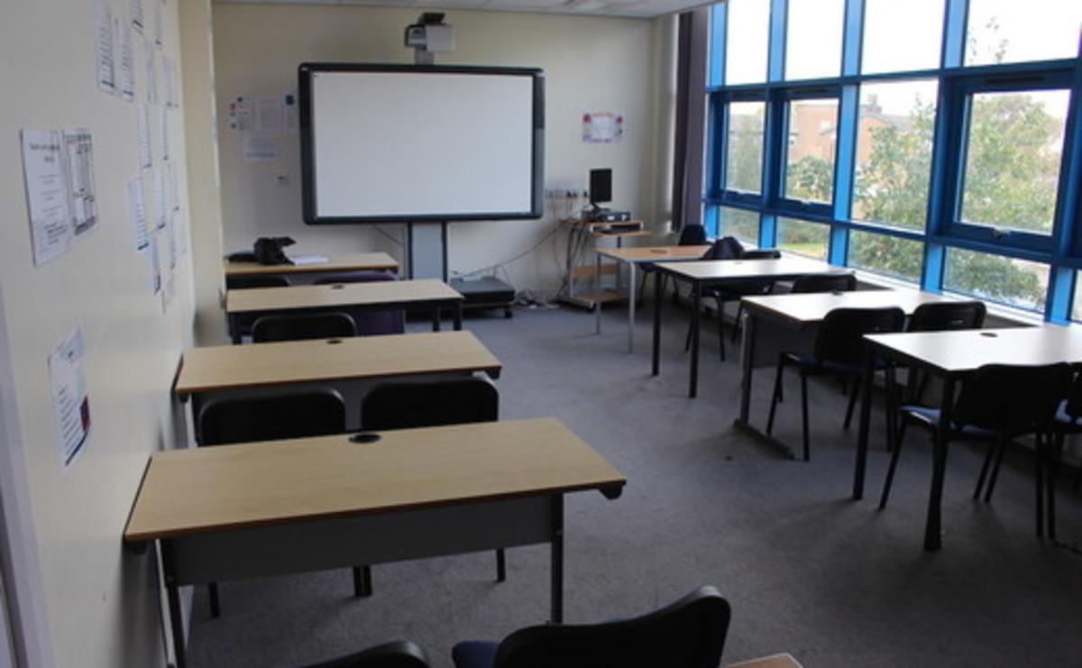 Classroom - SLS @ Blessed Trinity RC College - Lancashire - 1 - SchoolHire