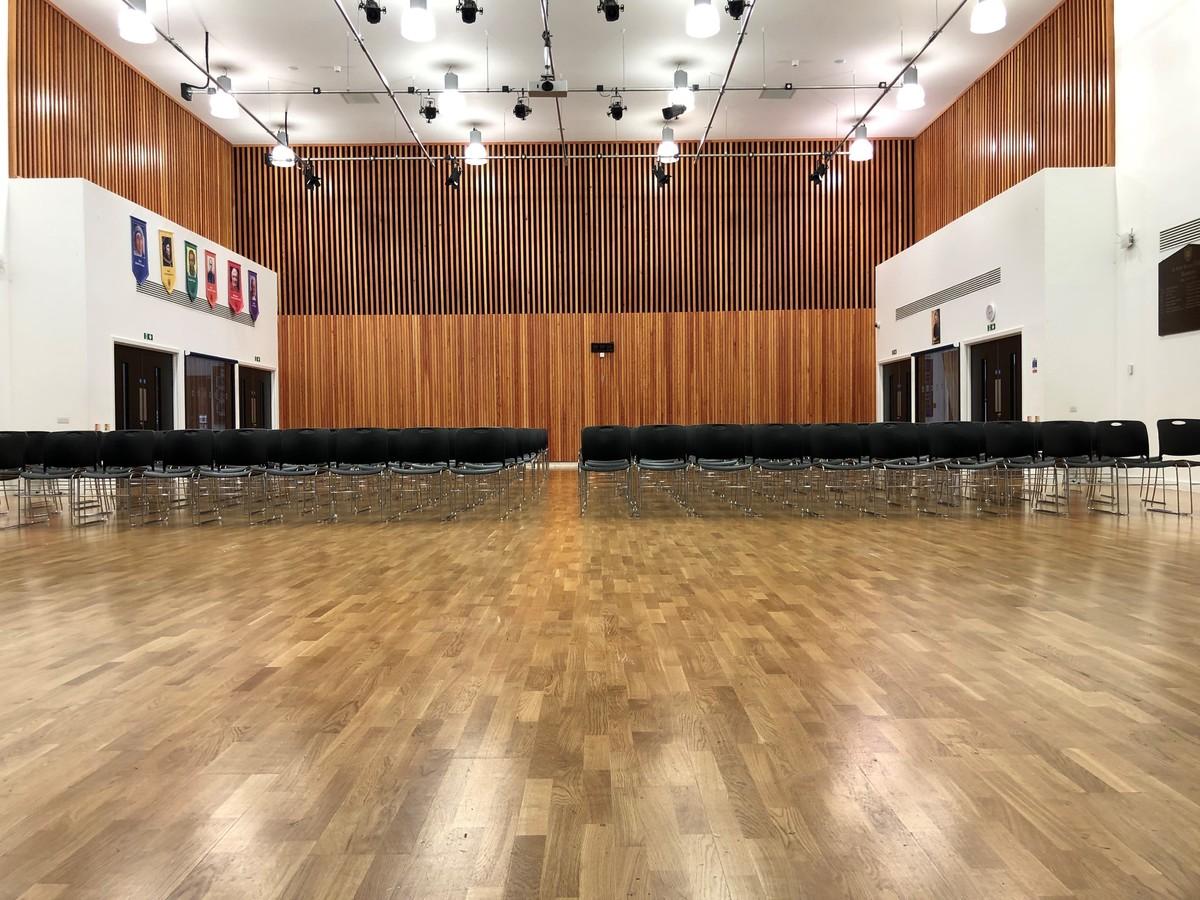 Main Hall - St John Bosco College - Wandsworth - 1 - SchoolHire