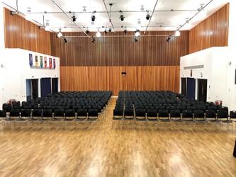 Main Hall - St John Bosco College - Wandsworth - 3 - SchoolHire