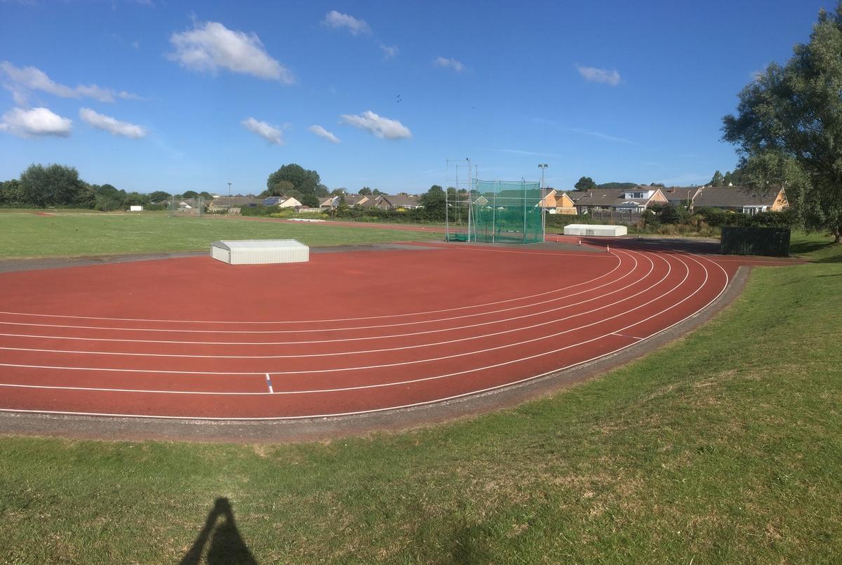 Athletic Track - Braunton Academy - Devon - 3 - SchoolHire