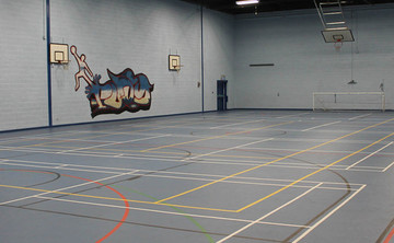 Sports Hall  - SLS @ Tottington High School - Bury - 1 - SchoolHire
