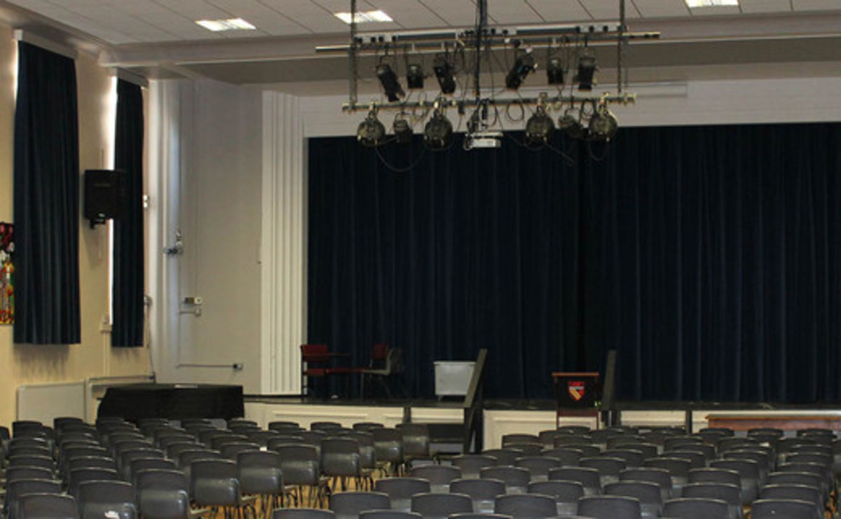 Main Hall  - SLS @ Tottington High School - Bury - 1 - SchoolHire
