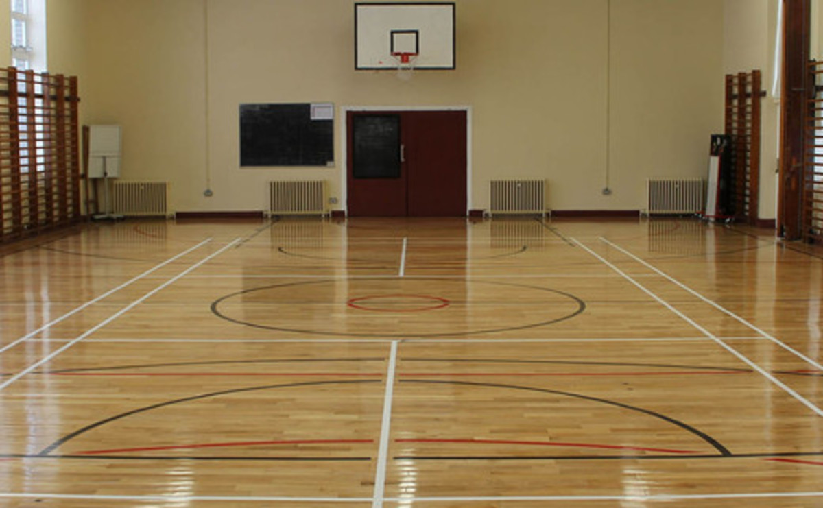 Gymnasium  - SLS @ Tottington High School - Bury - 1 - SchoolHire