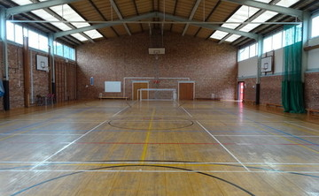 Sports Hall  - SLS @ Trevelyan Middle School - Windsor and Maidenhead - 1 - SchoolHire