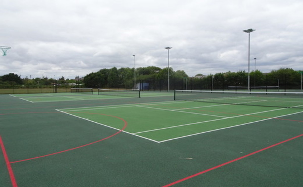 Tarmac Multi-Use Games Area  - SLS @ Trevelyan Middle School - Windsor and Maidenhead - 1 - SchoolHire