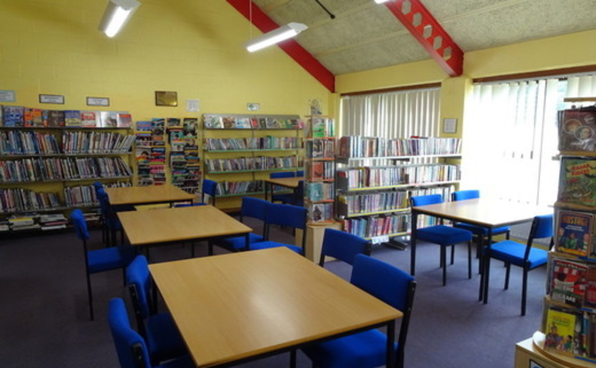 Library  - SLS @ Trevelyan Middle School - Windsor and Maidenhead - 1 - SchoolHire