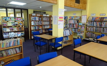 Library  - SLS @ Trevelyan Middle School - Windsor and Maidenhead - 3 - SchoolHire