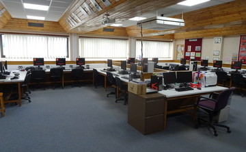 Specialist Classroom - IT Room  - SLS @ Trevelyan Middle School - Windsor and Maidenhead - 1 - SchoolHire