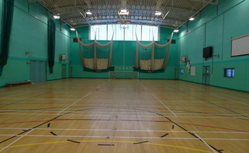 Sports Hall  - SLS @ Tudor Grange Academy Worcester - Worcestershire - 1 - SchoolHire