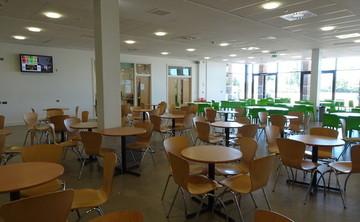 Dining Room - SLS @ Tudor Grange Academy Worcester - Worcestershire - 1 - SchoolHire