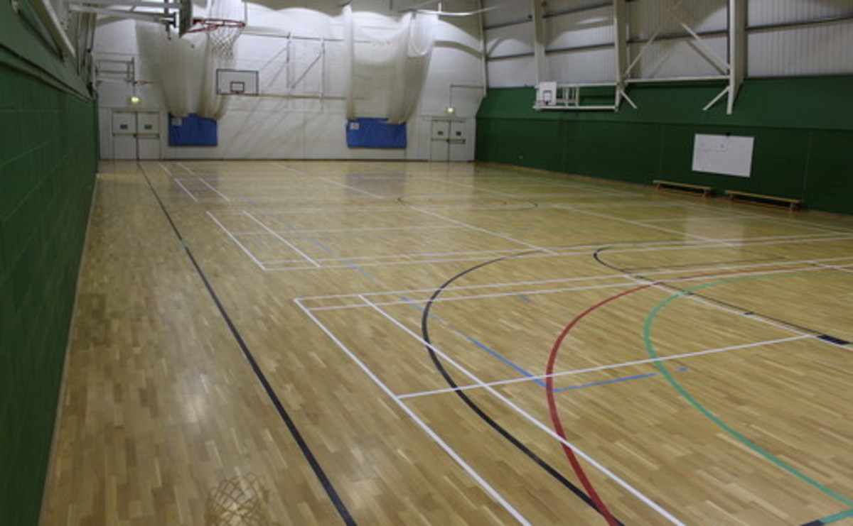Sports Hall  - SLS @ Upper Wharfedale School - North Yorkshire - 1 - SchoolHire