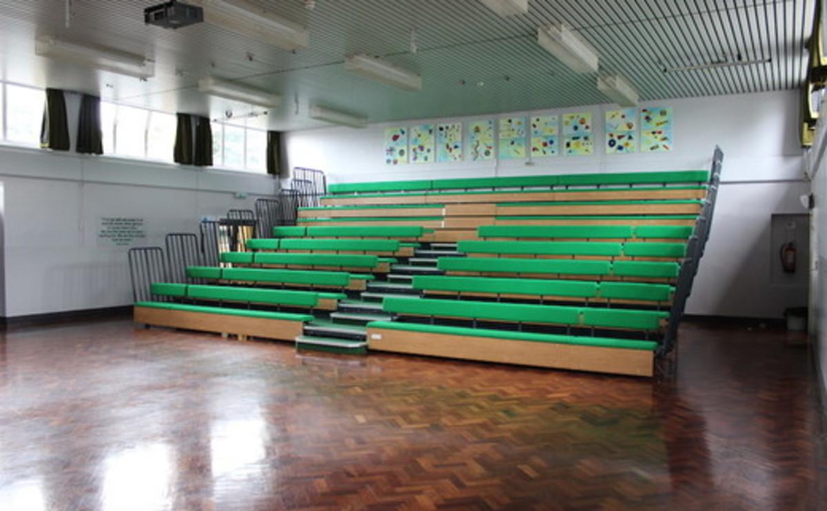 Main Hall  - SLS @ Upper Wharfedale School - North Yorkshire - 1 - SchoolHire