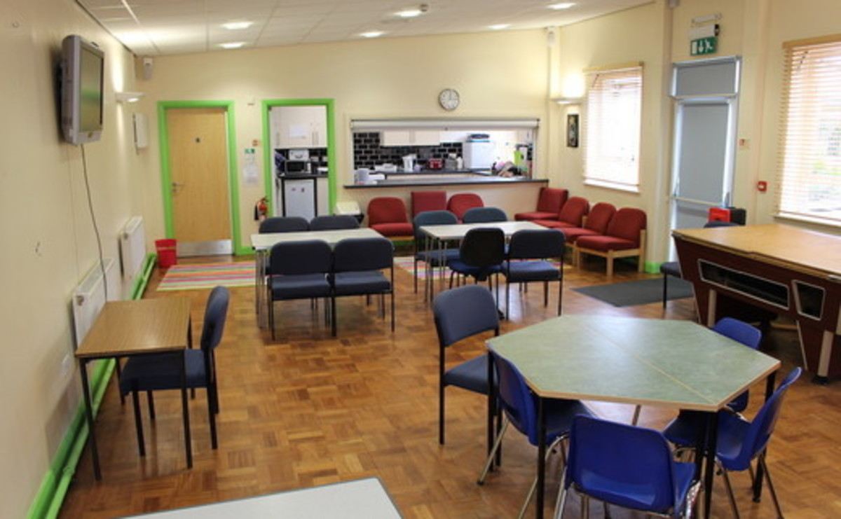 Specialist Classrooms - Multi Purpose Room  - SLS @ Upper Wharfedale School - North Yorkshire - 1 - SchoolHire