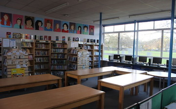 Specialist Classrooms - Library  - SLS @ Upper Wharfedale School - North Yorkshire - 1 - SchoolHire