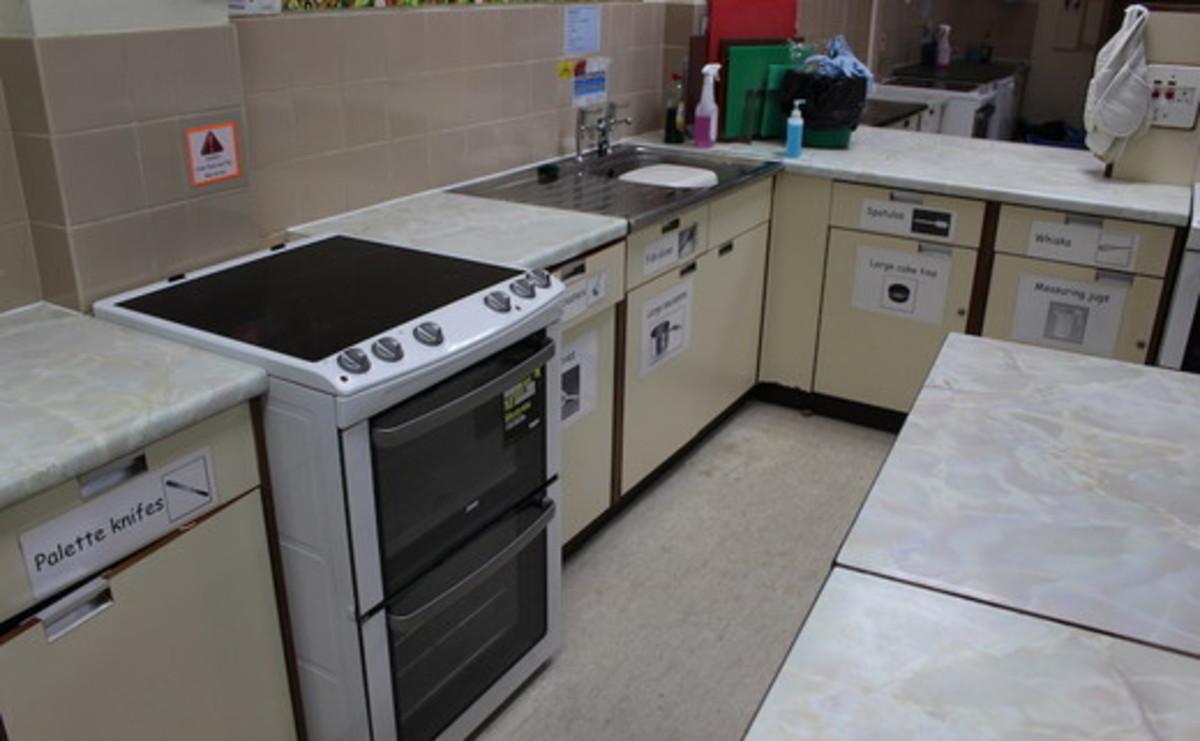 Specialist Classrooms - Cookery Room - SLS @ Upper Wharfedale School - North Yorkshire - 1 - SchoolHire