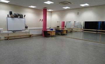 Dance Studio  - SLS @ Ursuline Academy Ilford - Redbridge - 1 - SchoolHire