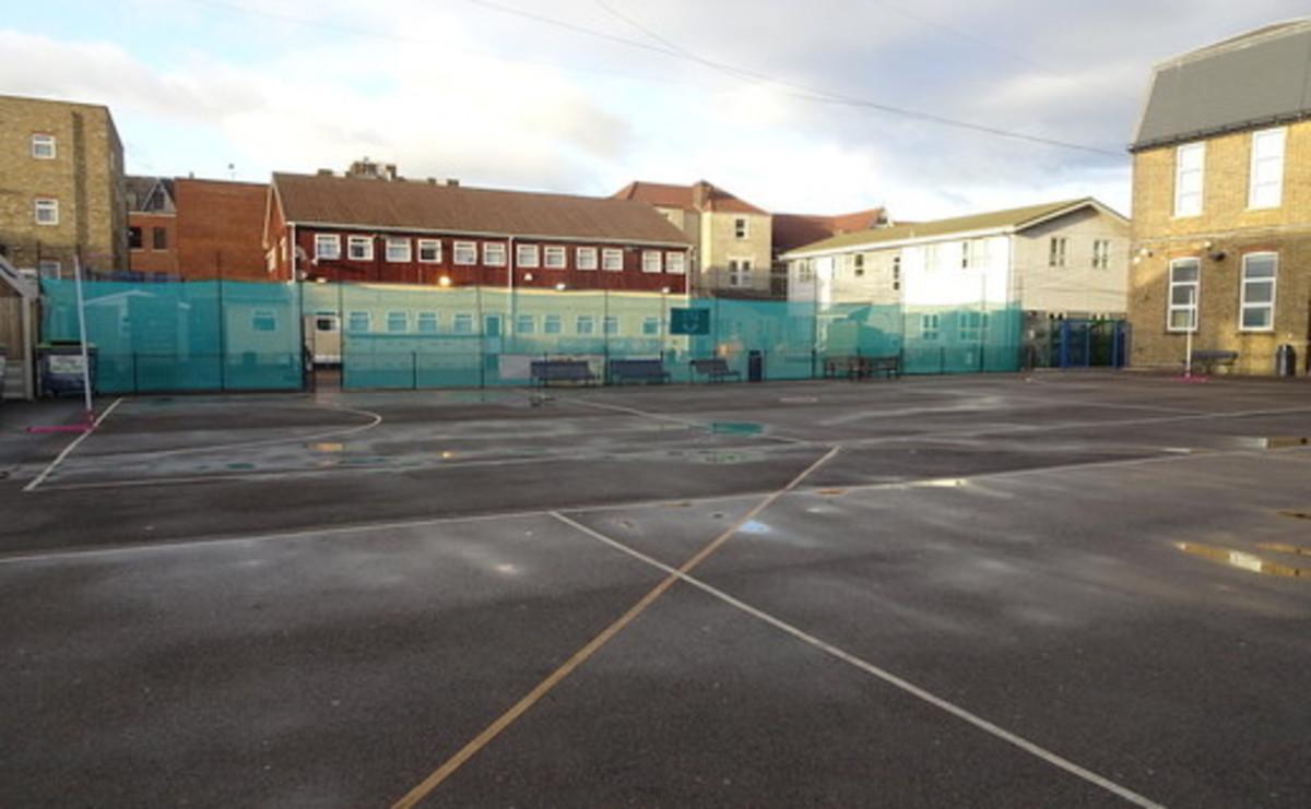 Tarmac Area - MUGA - SLS @ Ursuline Academy Ilford - Redbridge - 1 - SchoolHire