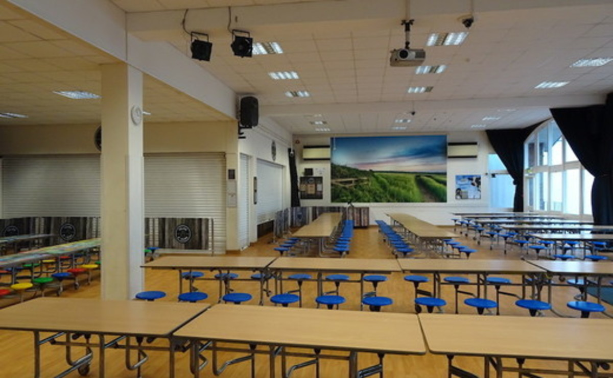 Dining Room - SLS @ Ursuline Academy Ilford - Redbridge - 1 - SchoolHire
