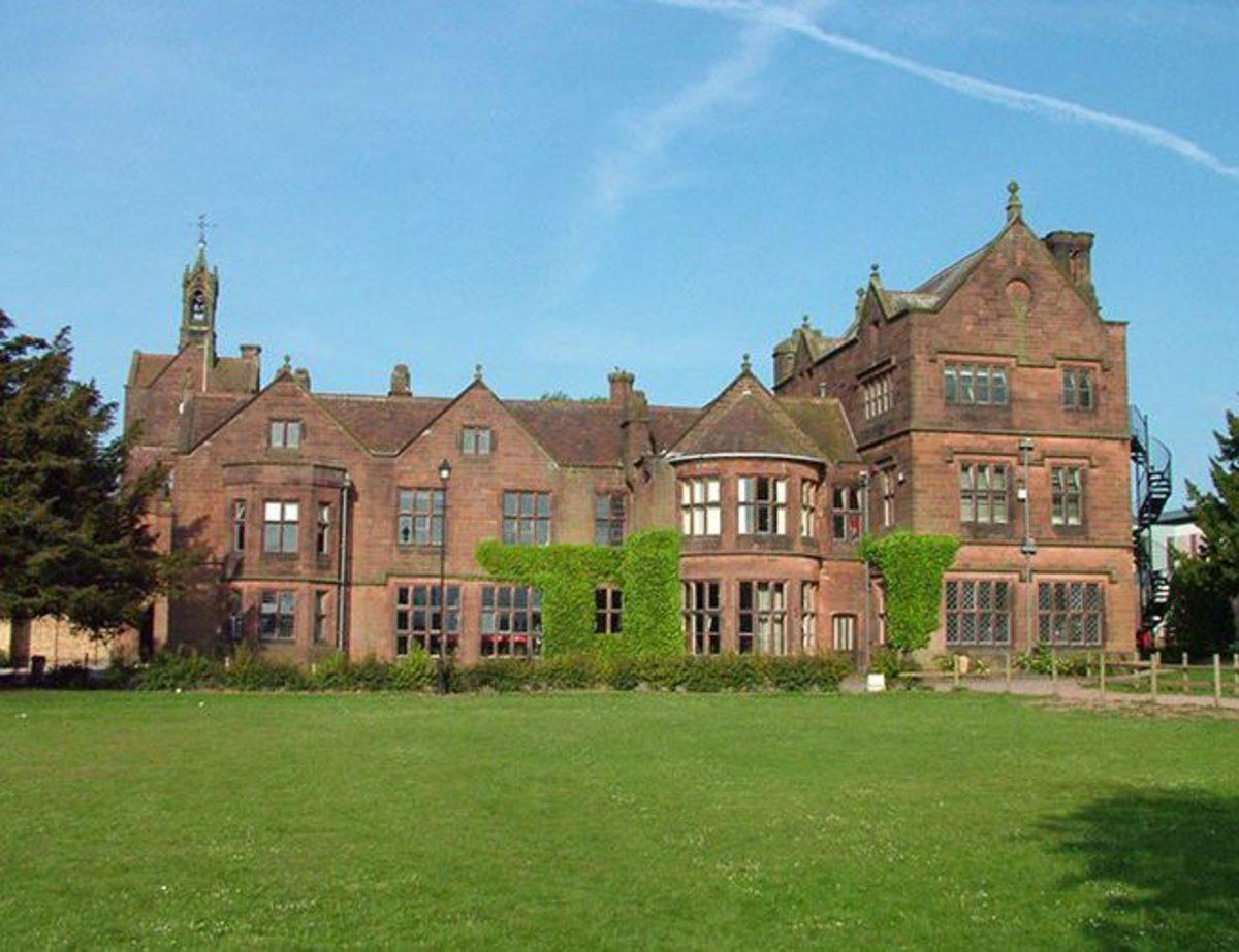 SLS @ Westwood College - Staffordshire - 2 - SchoolHire