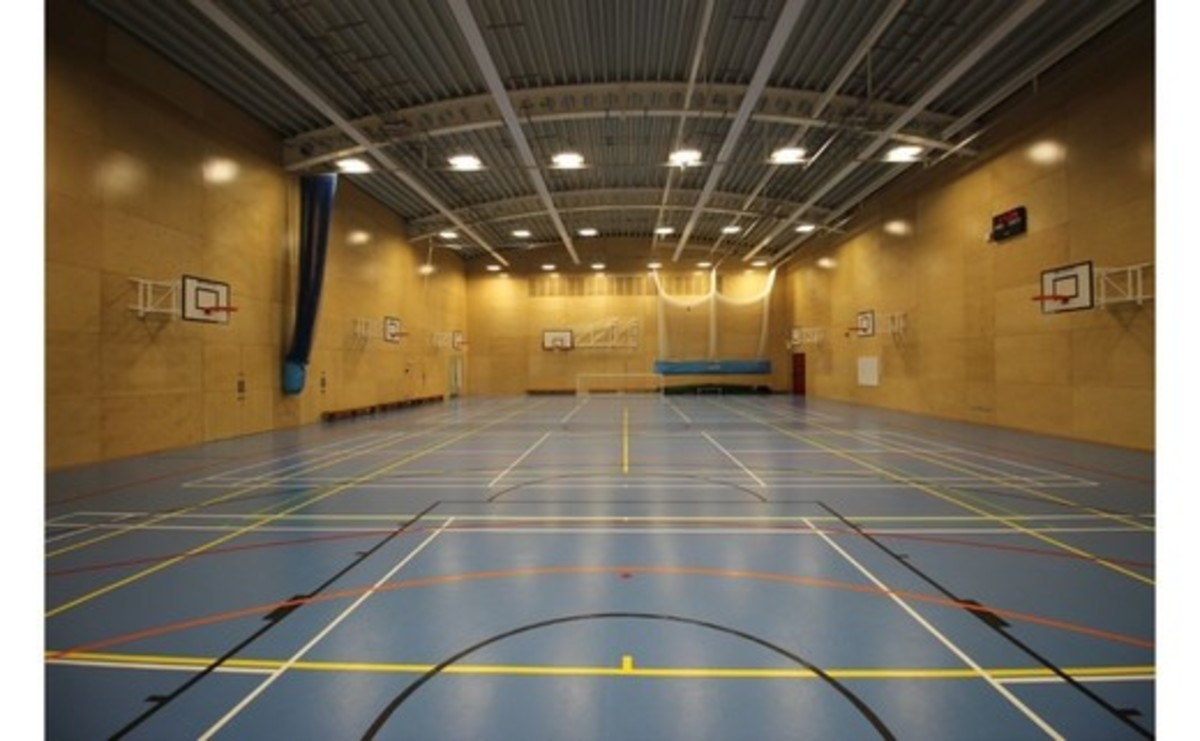 Sports Hall  - SLS @ Ark Putney Academy - Wandsworth - 1 - SchoolHire
