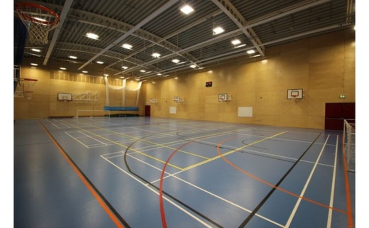 Sports Hall  - SLS @ Ark Putney Academy - Wandsworth - 2 - SchoolHire