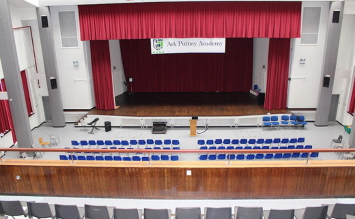 Main Hall  - SLS @ Ark Putney Academy - Wandsworth - 1 - SchoolHire