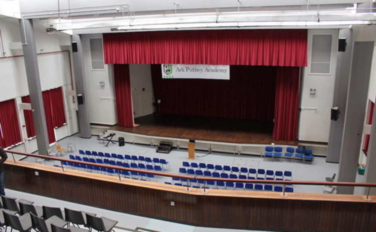 Main Hall  - SLS @ Ark Putney Academy - Wandsworth - 2 - SchoolHire