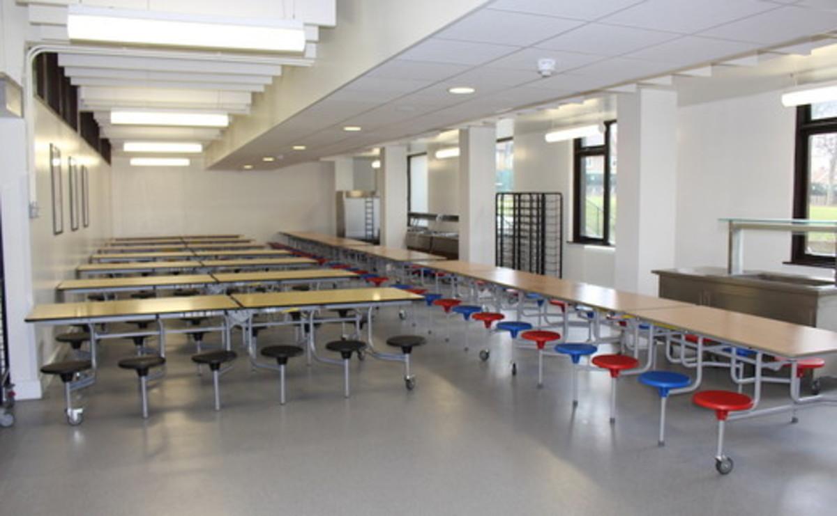 Dining Room  - SLS @ Ark Putney Academy - Wandsworth - 1 - SchoolHire