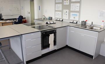 Specialist Classroom - Cookery Room - SLS @ Ark Putney Academy - Wandsworth - 1 - SchoolHire