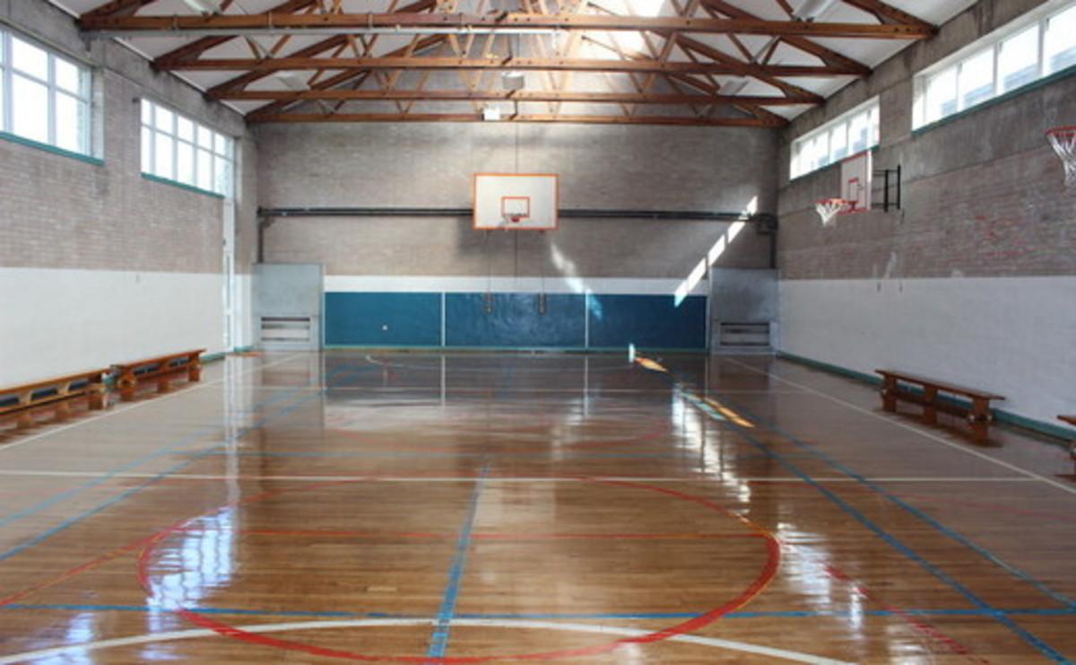 Gymnasium  - SLS @ Westwood College - Staffordshire - 1 - SchoolHire