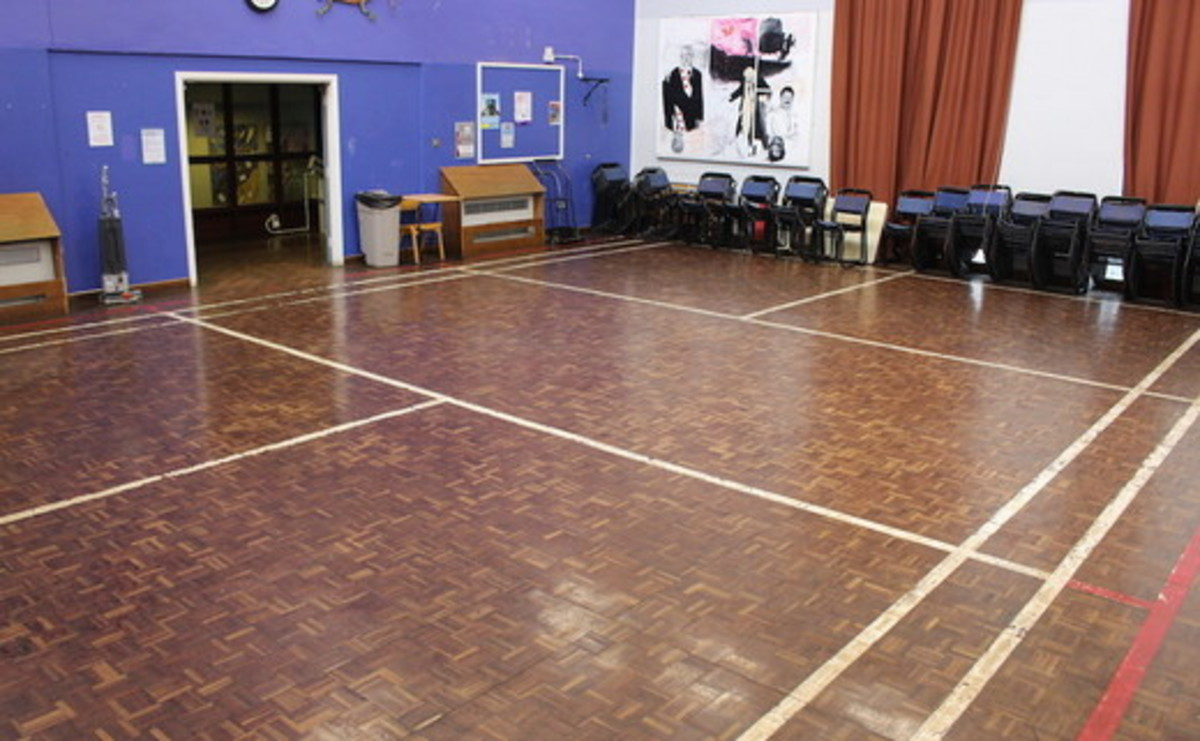 Multi Purpose Hall  - SLS @ Westwood College - Staffordshire - 1 - SchoolHire