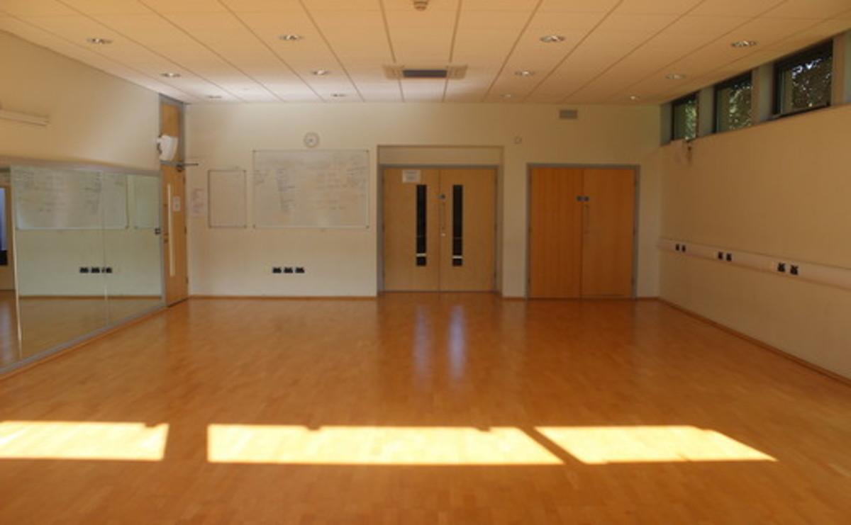 Dance Studio  - SLS @ Westwood College - Staffordshire - 1 - SchoolHire