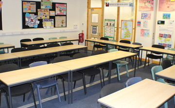 Classrooms - SLS @ Tottington High School - Bury - 1 - SchoolHire