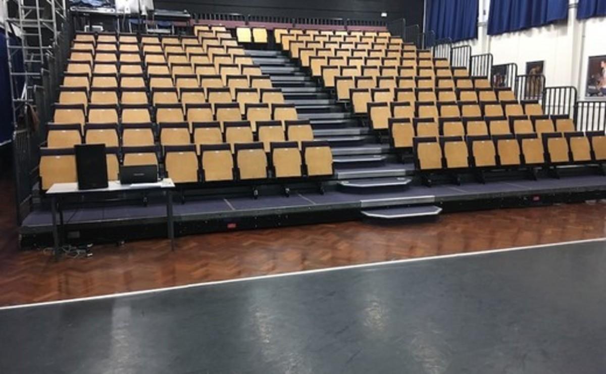 Theatre - SLS @ Winstanley College - Wigan - 1 - SchoolHire