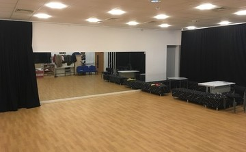 Drama Studio  - SLS @ Winstanley College - Wigan - 1 - SchoolHire