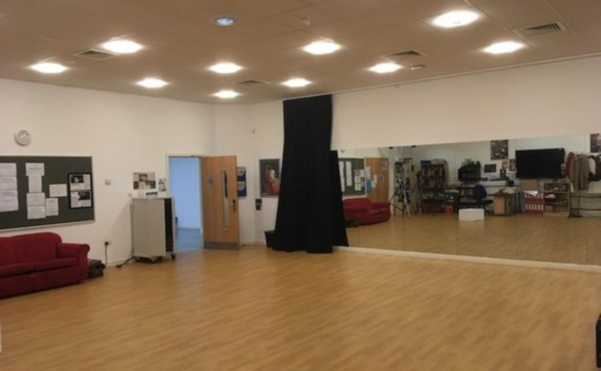 Drama Studio  - SLS @ Winstanley College - Wigan - 2 - SchoolHire
