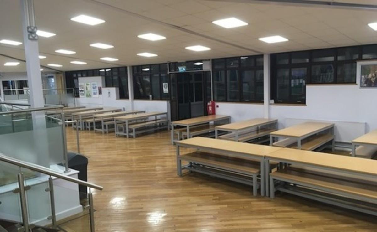 Dining Areas - SLS @ Winstanley College - Wigan - 1 - SchoolHire